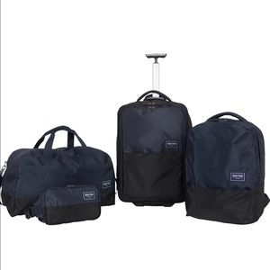 Kenneth Cole Reaction Chromma 4-piece luggage set